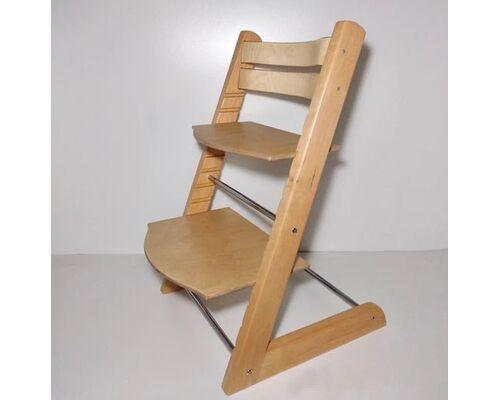 Детский растущий стул цвет натуральный natural - Фото №1