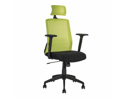 Кресло Home4You BRAVO black-green - Фото №1