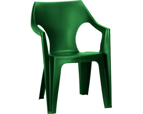 Стул Dante low back темно-зеленый - Фото №1