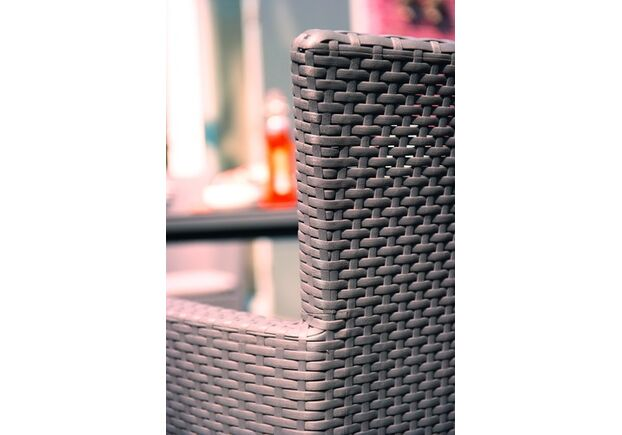 Кресло Iowa коричневый - Фото №2