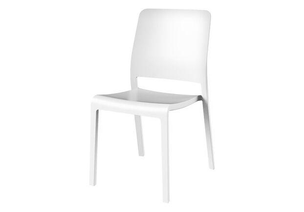 Стул Charlotte Deco Chair белый - Фото №1