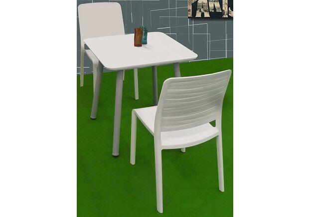 Стул Charlotte Deco Chair белый - Фото №2