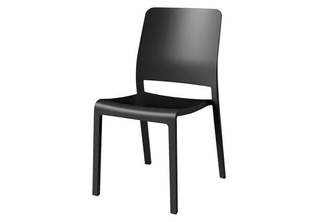 Стул Charlotte Deco Chair серый - Фото №1