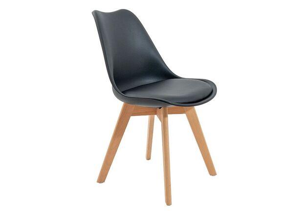 Обеденный стул Жаклин CX черный - Фото №1