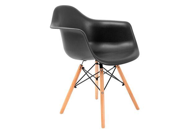 Кресло Жаклин арт черный - Фото №1