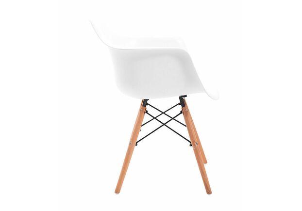 Кресло Жаклин арт белый - Фото №2
