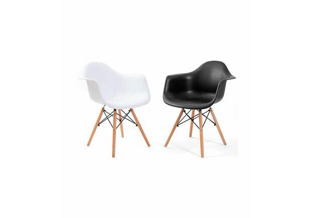 Кресло Жаклин арт черный - Фото №2