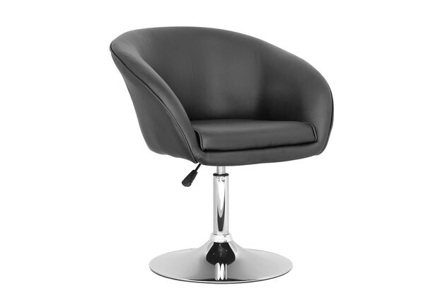 Кресло MURAT Wh  Мурат черное - Фото №1