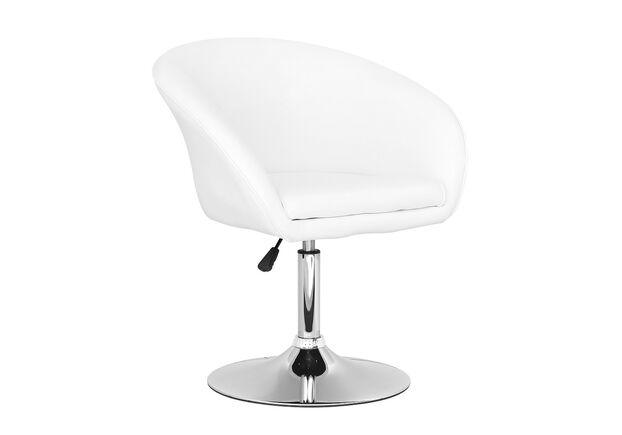 Кресло MURAT Wh Мурат белое - Фото №1