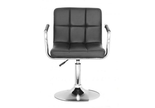 Кресло Артур экокожа черное - Фото №2