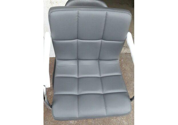 Кресло Артур экокожа серое - Фото №2