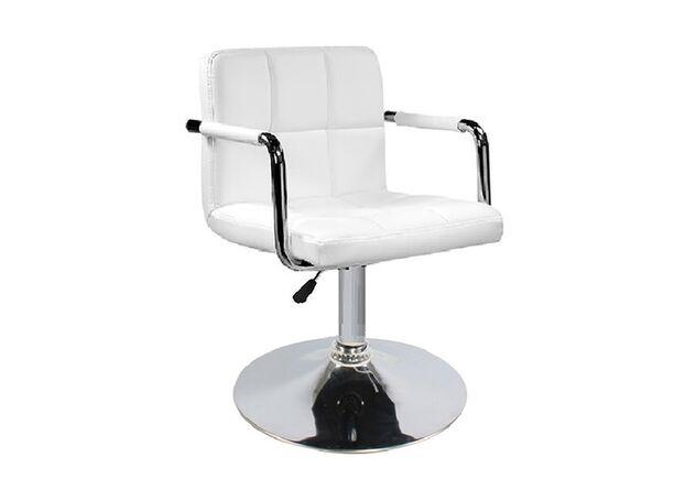Кресло Артур экокожа белое - Фото №1