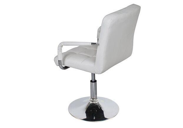 Кресло Артур экокожа белое - Фото №2