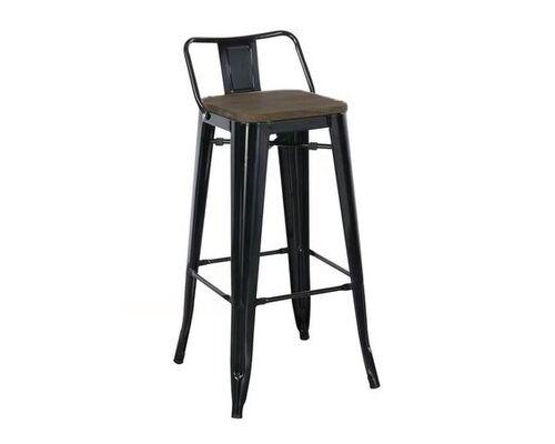 Высокий барный стул Толикс Вуд - Фото №1