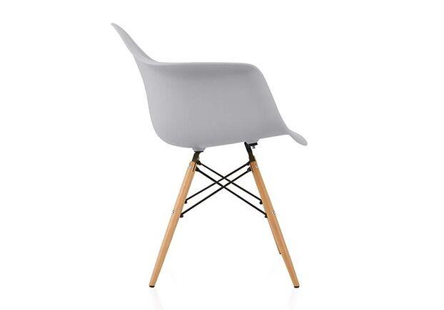 Кресло Тауэр вуд серое - Фото №2