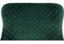 Стул Signal Colin B Velvet Bluvel 78 зеленый - Фото №4