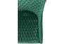 Стул Signal Colin B Velvet Bluvel 78 зеленый - Фото №2