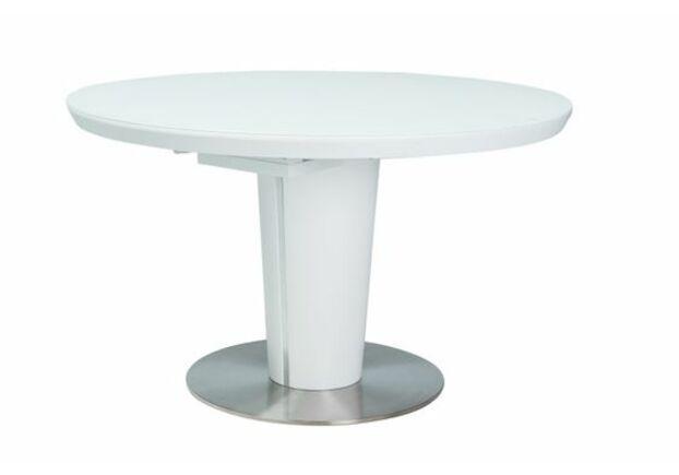 Стол обеденный Orbit  белый матовый  - Фото №1