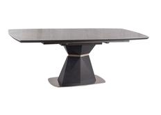 фото Стол обеденный Signal Cortez Ceramic серый/антрацит