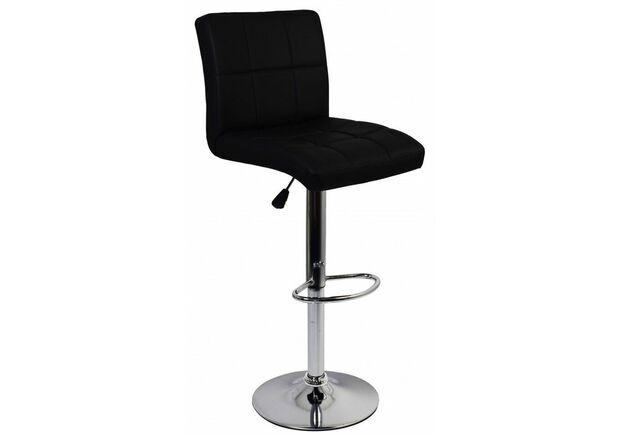 Барный стул BC-0106 черный - Фото №1