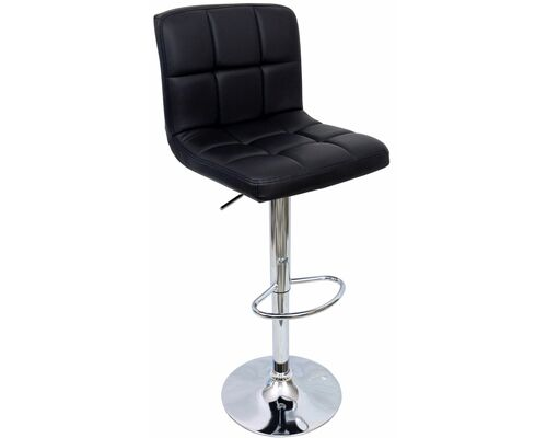 Барный стул хокер B-628 Black - Фото №1