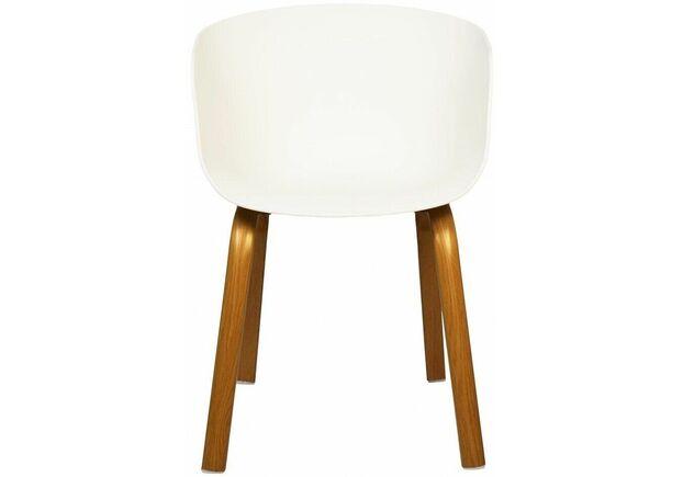 Кресло B-496 белое - Фото №2