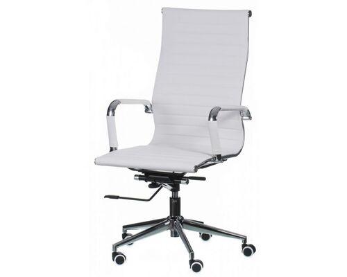 Кресло Special4You Solano artleather white - Фото №1