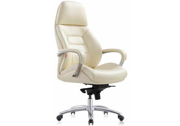 Кресло руководителя F181 BEG - Фото №1