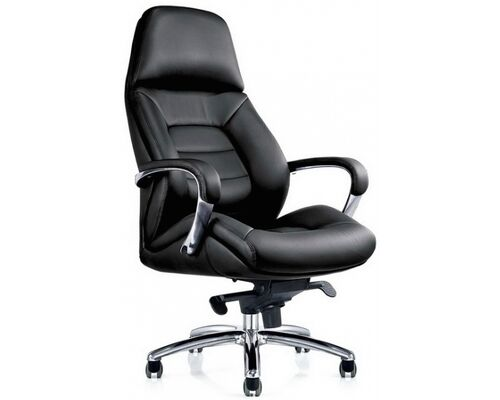 Кресло руководителя F181 BE - Фото №1