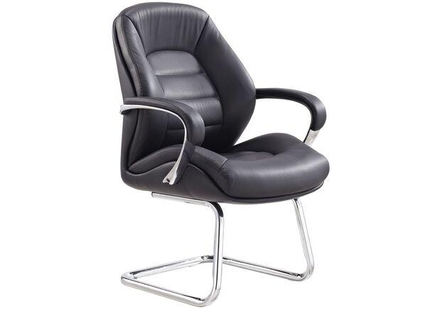Конференц кресло F381 BL - Фото №1