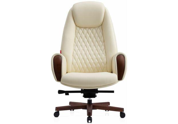 Кресло руководителя Боинг BRL белое - Фото №2