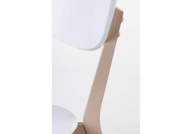 Стул обеденный Модерн-Т бук/белый C-616T - Фото №2
