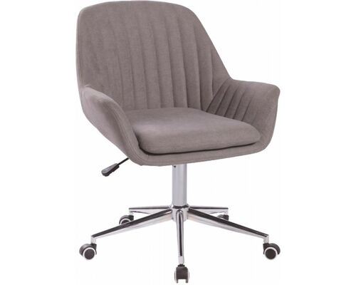 Кресло офисное Special4You Bliss grey - Фото №1