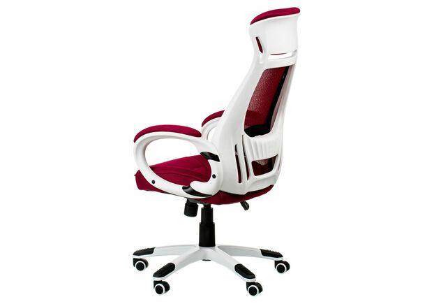 Кресло офисное с подголовником Special4You Briz red - Фото №2