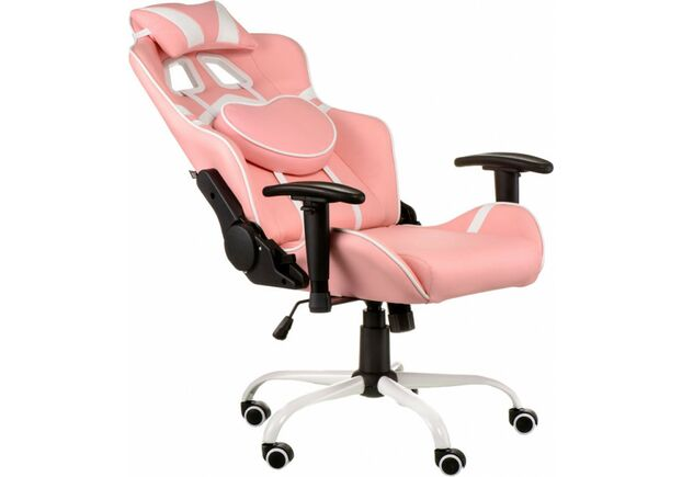 Кресло Special4You ExtremeRace black/pink - Фото №2