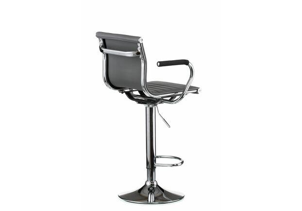 Кресло барное Bar grey plate - Фото №2