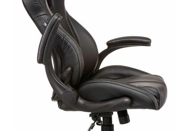 Кресло Special4You Leader black - Фото №2