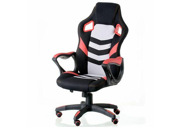 Кресло офисное Special4You Abuse black/red - Фото №1