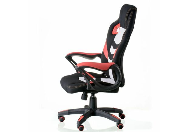 Кресло офисное Special4You Abuse black/red - Фото №2