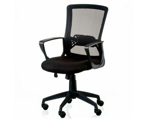 Кресло офисное Special4You Admit black - Фото №1