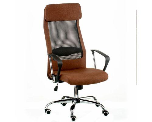 Кресло Special4You Silba brown - Фото №1