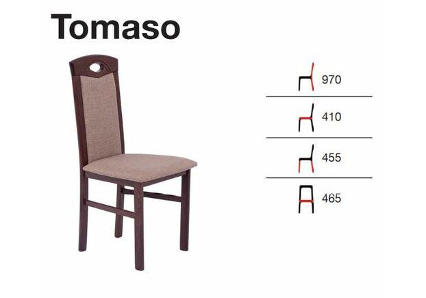 Стул деревянный Томасо Tomaso - Фото №2