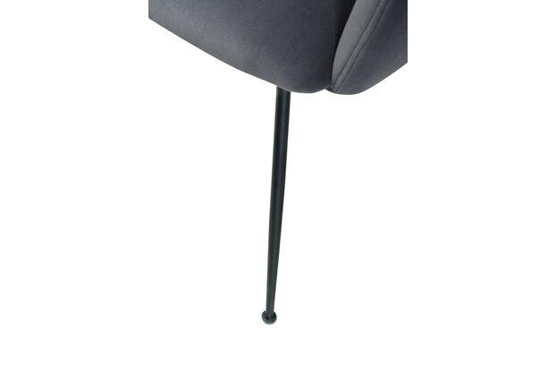 Стул M-60 серый/черный - Фото №2