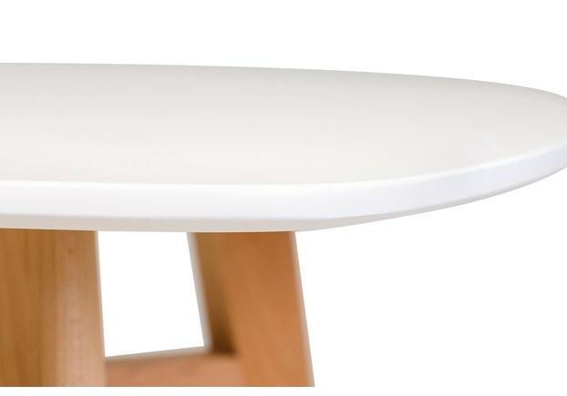 Стол обеденный TM-34 белый - Фото №2