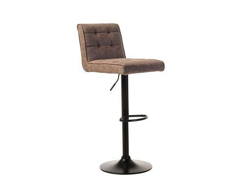 Барный стул B-106 пепельный антик - Фото №1