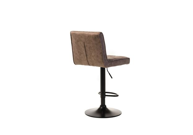 Барный стул B-106 пепельный антик - Фото №2