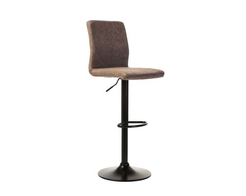 Барный стул B-107 пепельный антик - Фото №1