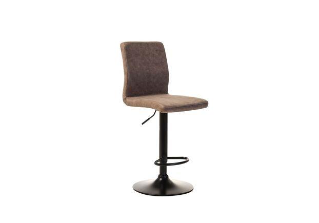 Барный стул B-107 пепельный антик - Фото №2