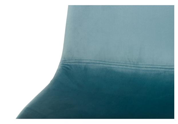 Стул M-10 голубой топаз вельвет - Фото №2