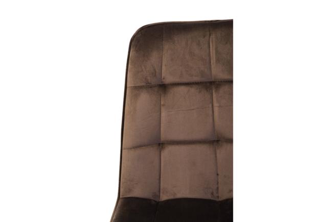 Стул N-46 коричневый вельвет - Фото №2